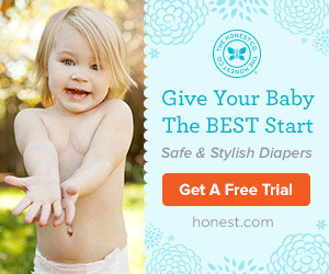 free trial from Honest Company