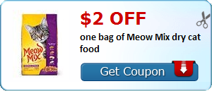 Meow Car Mix coupon