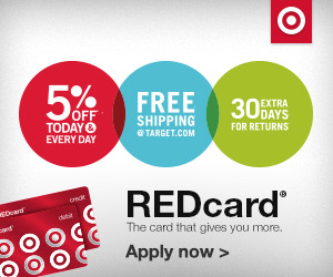Expired: 5% Off at Target Plus Free Shipping!