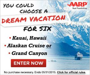 AARP Dream Vacation