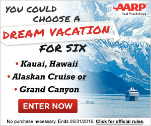 Expired:Win a Dream Vacation for 6!
