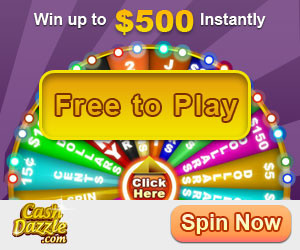 Win Money Every Day with Cash Dazzle