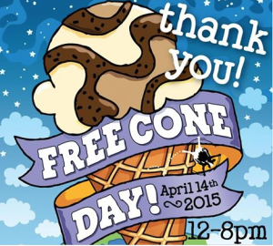 Expired: Free Cone Day at Ben & Jerry's