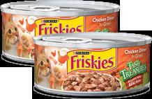 Expired:Free Friskies Tasty Treasures