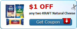 Expired: Kraft Cheese Coupon
