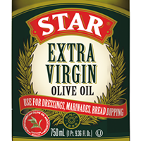 Expired:Free Star Olive Oil Recipe Book