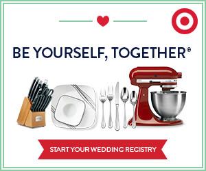 Expired:Free Target Wedding Registry