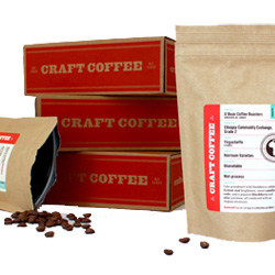 Expired:Win the Craft Coffee Sweepstakes!