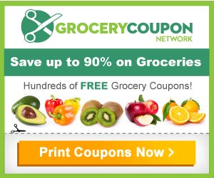 Save Up to 90% with Grocery Coupon Network!