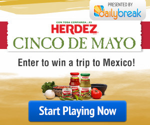 Expired: Win a Trip to Mexico from Herdez!