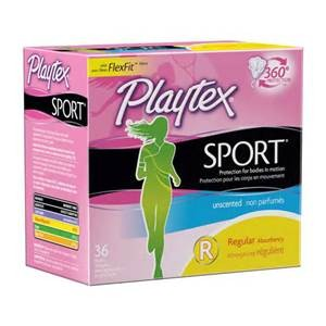 Expired: Free Playtex Sport Sample