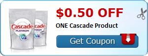 Expired: Cascade Coupons