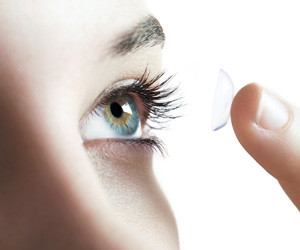 Expired: Free Contact Lens Trial