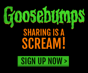 Expired: Goosebumps Movie Fan Sweepstakes