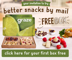 Currently there're 68 Graze Box Free Sample Code coupons available on HotDeals. Tested and updated daily. Do check back often or bookmark the page for all the new Graze Box Free Sample Code .