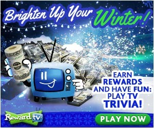 Expired: Earn Rewards with Reward TV!