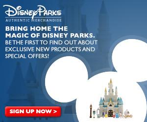 Disney Parks Authentic Merchandise