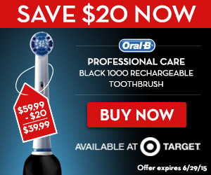 Expired: Oral-B Sale at Target