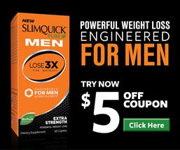 Expired: Big Slimquick for Men Coupon