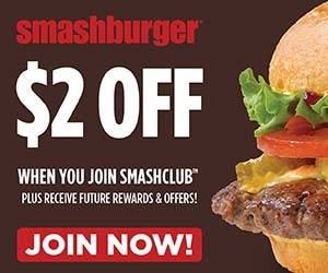 Expired: $2 Off from Smashburger