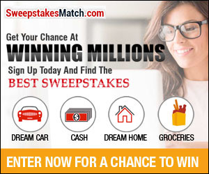 Expired: Win with SweepstakesMatch!