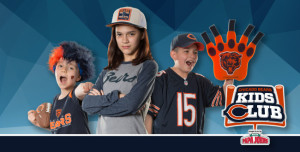 Chicago Bears Kids Club