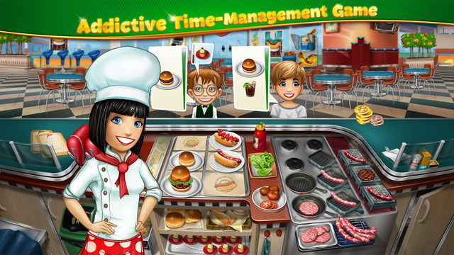 Expired: Cook Delicious Meals & Desserts with Cooking Fever Game