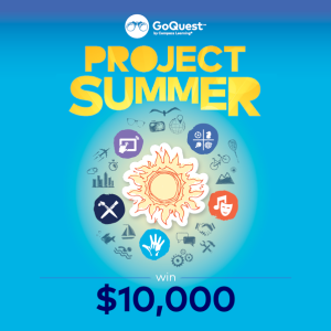 Expired:Win $10,000 in the GoQuest Project Summer