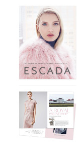 Expired: Free Escada Magazine Subscription