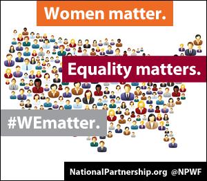 Expired:Free Women Matter Magnet
