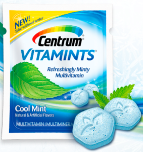 Expired: Free Centrum Vitamins Sample