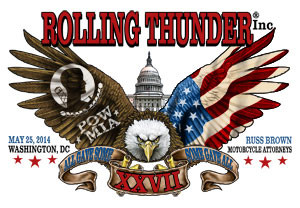 Free Rolling Thunder Sticker