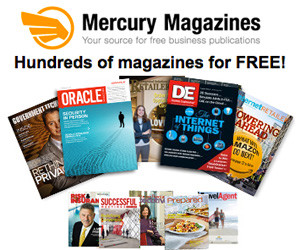 Expired: Free Magazines with Mercury Magazines!