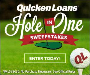 Expired: Quicken Loans Hole in One Sweepstakes