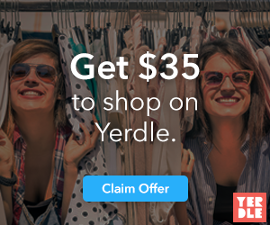 Expired: $35 Free from Yerdle