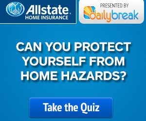 Expired: Take the Allstate Home Insurance Quiz!