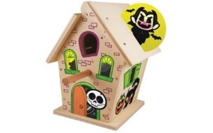 Expired: Free Haunted Birdhouse