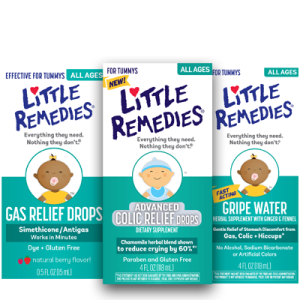 Expired: Free Little Remedies Sample
