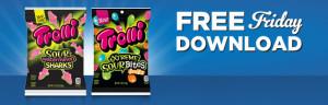 Expired:Freebie Friday! Free Trolli Candy