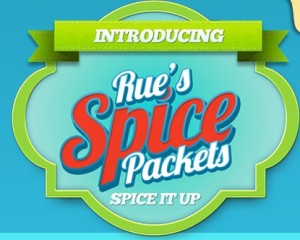 Free Rue's Spice Packets
