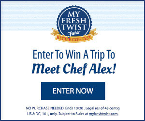 Expired: Win the My Fresh Twist Fischer Nut Recipe Contest