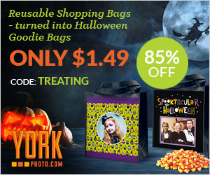 Expired: Custom Halloween Goodie Bag