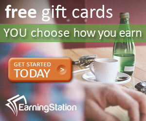 Free Gift Cards with EarningStation