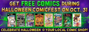 Expired: Free Comics for Halloween
