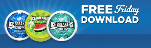 Expired:Freebie Friday! Free Ice Breakers Mints