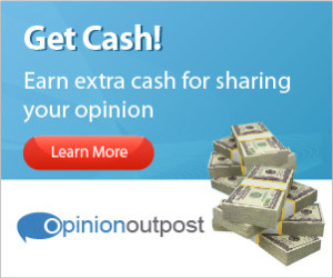 Expired: Earn Cash with OpinionOutpost