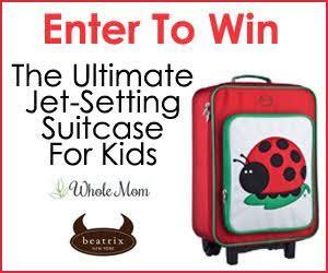Expired:Beatrix Wheelie Bag Giveaway