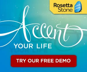 Expired: Free Demo CD from Rosetta Stone