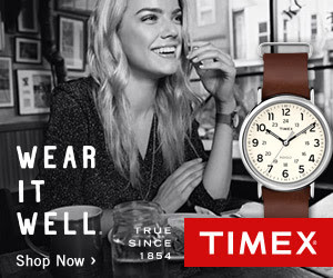 Expired: Timex $15 Off Offer