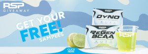 Expired: Free RSP Nutritional Supplement Sample